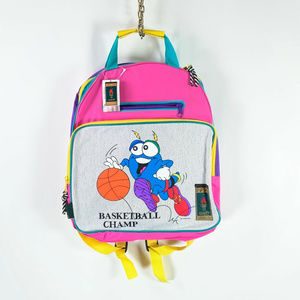 NWT 1996 olympics vintage basketball backpack mint